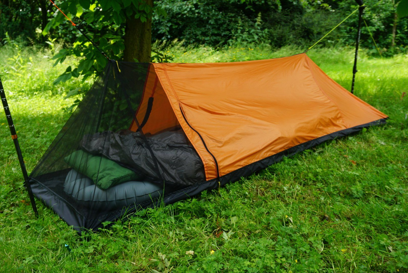 Ditch the inner use a Bivy instead! (Well at least for part of the year)